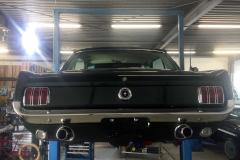 Ford-Mustang-V8-1965-Top-Zustand-zu-verkaufen-