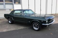 Ford-Mustang-V8-1965-Top-Zustand-zu-verkaufen-13