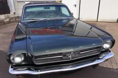 Ford-Mustang-V8-1965-Top-Zustand-zu-verkaufen-15