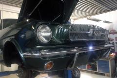 Ford-Mustang-V8-1965-Top-Zustand-zu-verkaufen-2