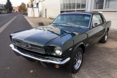 Ford-Mustang-V8-1965-Top-Zustand-zu-verkaufen-5