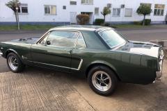 Ford-Mustang-V8-1965-Top-Zustand-zu-verkaufen-7
