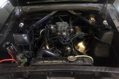 Ford-Mustang-V8-1965-Motor